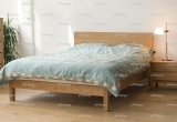 "Medinė lova ""Lilija"""