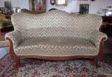 Antikvarinė Trivietė sofa Rokoko stiliaus