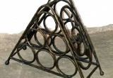 Kalviška vyninė pastatoma trikampė