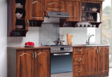 Virtuvės komplektas Karina II 260 MDF Sokal ąžuolas