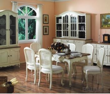 Pietų stalas (išskleidžiamas) Louis 1E LWNO1
