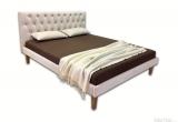 Akcija! Prabangaus dizaino dvigulė miegamojo lova Imperial