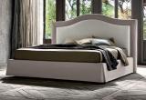 Prabangi dvigulė miegamojo lova Indigo
