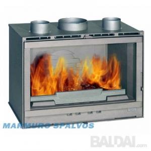 LAUDEL 800 Compact (6688-54) su  ventiliatoriais
