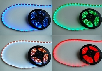 LED Juosta RGB 7,2W 14,4W