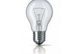 Kaitrinė lemputė A60/230V/60W E27