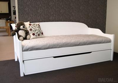 Lietuviška lova vaikams SAPNAS