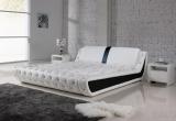 Išskirtinio dizaino dvigulė lova Lorenzo