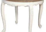 Apvalus pietų stalas (išskleidžiamas) Louis 1-2 LWNO1