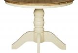 Apvalus pietų stalas (išskleidžiamas) Louis 11 LWNO1