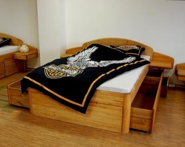"""Aukštos kokybės lova """"NORDIC A + M"""""""