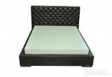 Prabangi odinė lova