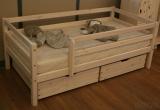 Vienaukštė lova