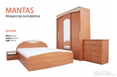 Miegamojo k-tas ''Mantas''