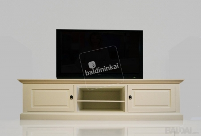 TV stalikų - komodų gamyba