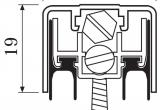Mechaninis slenkstis 1370 NS