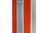 Metalinė persirengimo spinta dviejų durų
