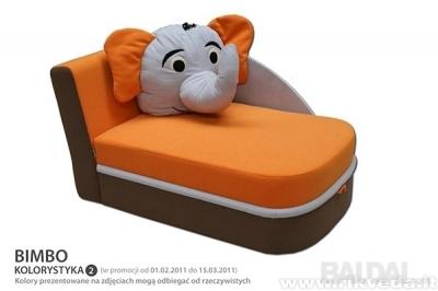 "Miegamas fotelis ""BF BIMBO 2"""