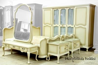 Provanso stiliaus miegamojo komplektas