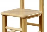 Medinė vaikiška kėdutė (1)