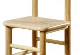 Medinė vaikiška kėdutė
