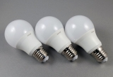 3x LED lemputės OSRAM LED BASE E27 10.5W