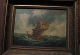 """Paveikslas """"Laivas"""""""