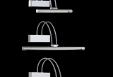 LED paveikslinis/veidrodžio šviestuvas