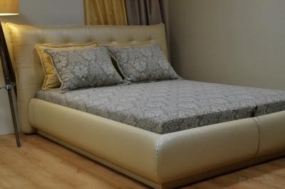 """Miegamojo dvigulė lova """"PERLA"""""""