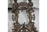 19 amžiaus metalinis rėmelis