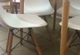 Stalas su 4 kėdėmis MLM-160365 (160365)