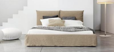 Modernaus dizaino lova Amber