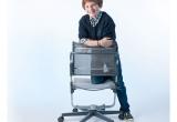 Scooter kėdė. Gamintojas Moll, Vokietija