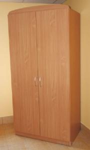 Dviejų durų spinta SP-02  (1)