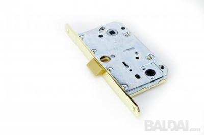 Vidaus durų AGB spyna EVO WC 96mm OLV
