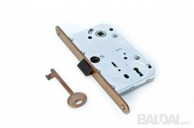 Vidaus durų AGB spyna EVO BB 90mm OGR