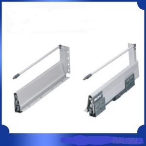 Metaliniai stalčių šonai su švelnaus uždarymo sistema H128  (1)