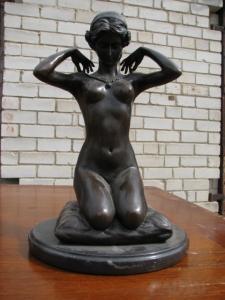 Bronzinė skulptūra