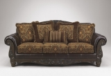 "Trivietė sofa ""Francesca – Truffle"""