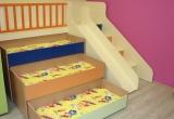 Vaikų darželio baldai