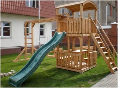 Vaikų žaidimų aikštelė SIM 025