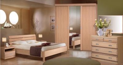 Miegamojo baldai Valensija