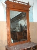 Antikvarinis veidrodis Nr.1