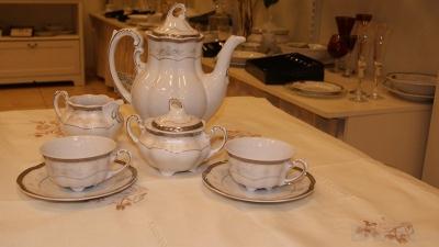 """UAB """"Andėja"""" - porcelianiniai kavos servizai"""