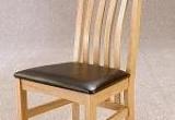 """Ąžuolinė kėdė """"VILMA"""""""