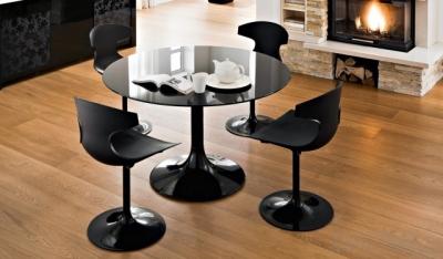 """Stalas """"CORONA -122"""" ir kėdė """"ECHO"""""""