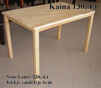 Virtuvinis stalas