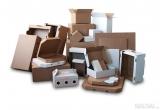 Gofruoto kartono dėžės