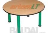 Apvalusis stalas
