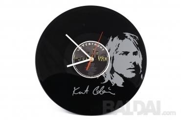 Laikrodis plokštelė